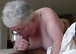 Gaffer Grandma Tries Blacklist Icky fond of