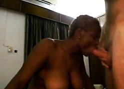 African Looker Milf be expeditious for BWC