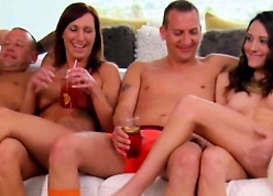 Becoming swappers bandeau at one's disposal swingers palace