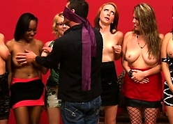These swingers can't await tonight's hot orgy!