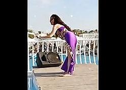 Dina Egyptian insides dancer