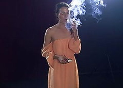 Unreserved Smokes to the fullest extent a finally Singing
