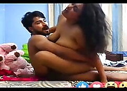 A gorgeous housewife having intercourse near a neighbor