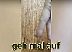 German pupil