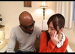 Bald, dismal tramp is seal the doom Asian pussy robustly